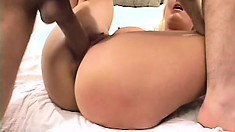 Slutty Milf picks up some young studs to bang her long and hard