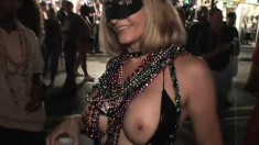Sexy and slutty college girls show off their hot tits and more